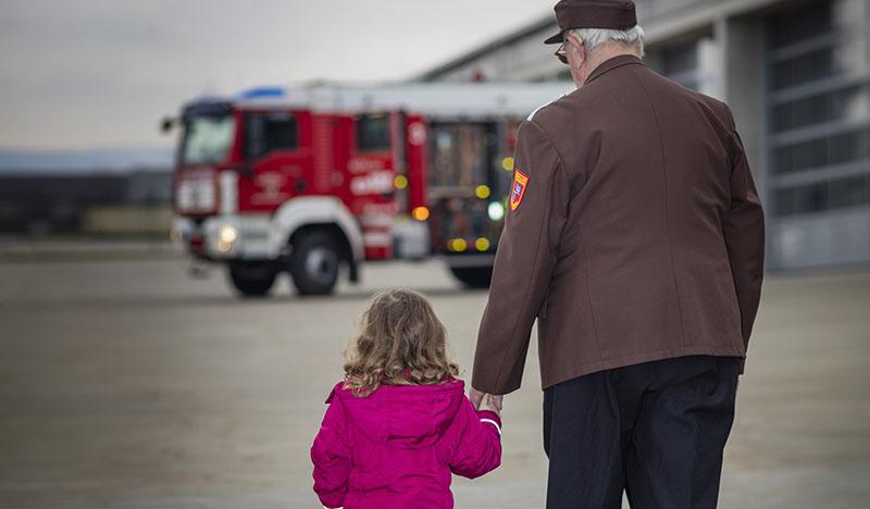 Nina geht zur Feuerwehr